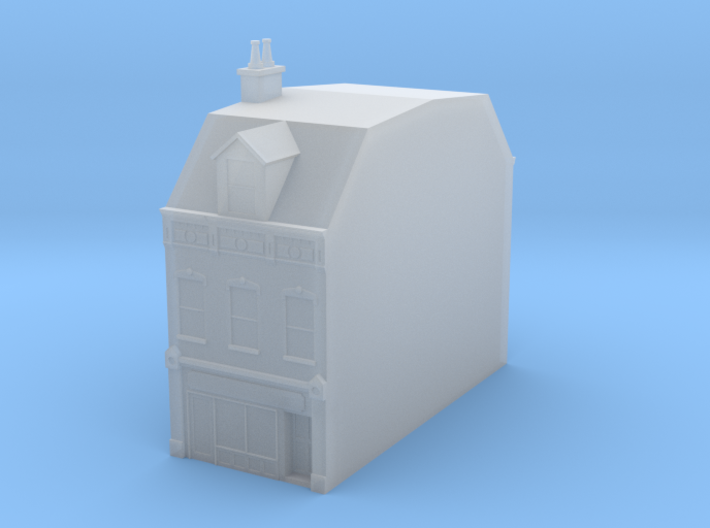 Small Town Shop1 3d printed