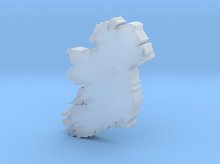 Ireland Stud 3d printed