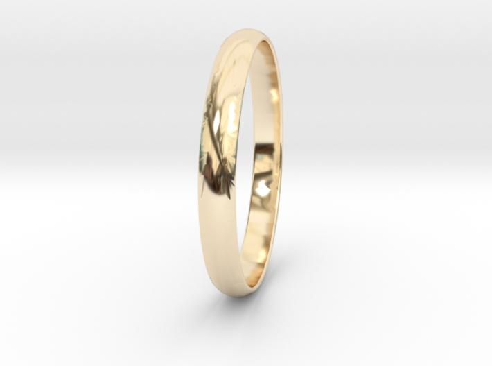 Ring Size 7 Design 3 3d printed