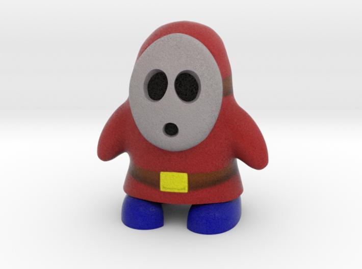 Shy Guy 3d printed