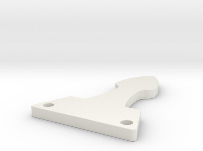 PP Cape Clip-Blade 3d printed