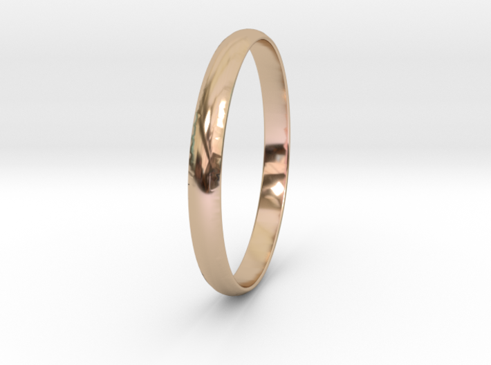 Ring Size 9.5 Design 4 3d printed