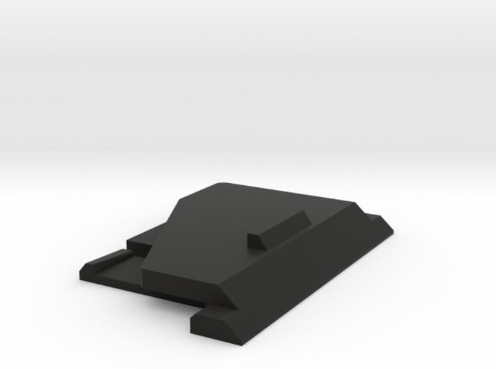 Yamaha KX5 - Battery Cover 3d printed