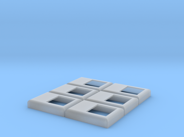 GP Winterization Hatch (Large) (N - 1:160) 6X 3d printed