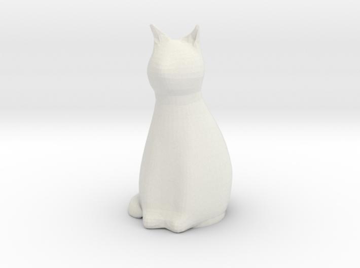 Cat / Katze - Anhängerkupplung 3d printed