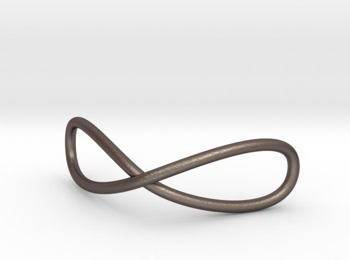 """""""Geek Beads"""" Infinity 3d printed"""