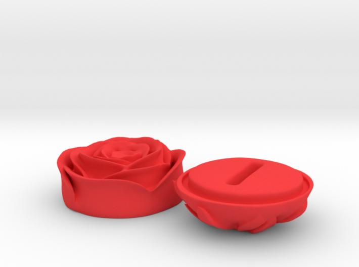 SHOSHANA ring box 3d printed