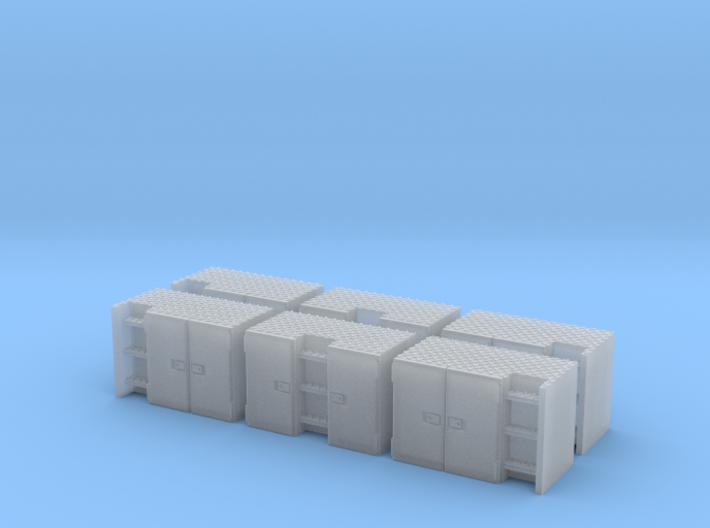 1/87 SK/M/Set 3d printed