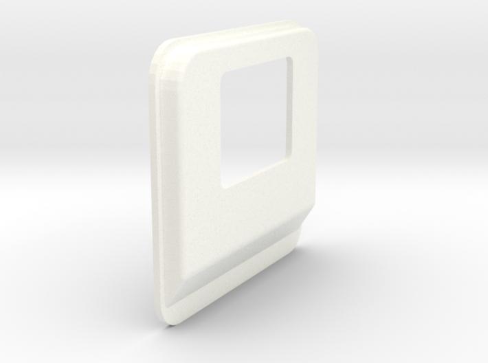 Semi Cab Plug-v1 3d printed