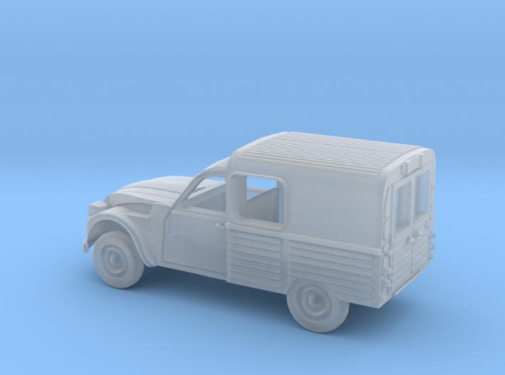 2-CV-TT-proto-01 3d printed