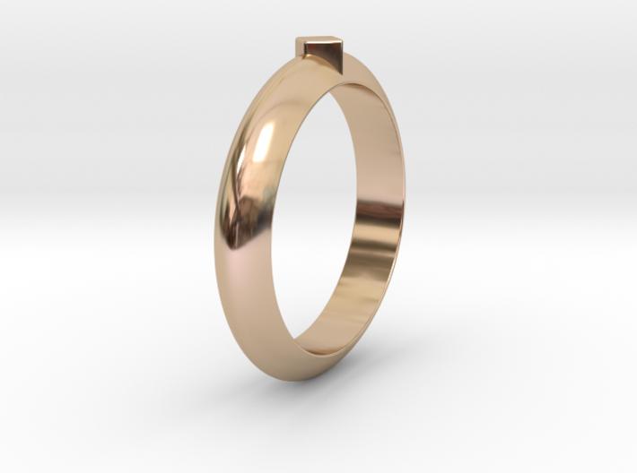 Ø18.35 Mm Functional Ring Style 1 Ø0.722 Inch 3d printed