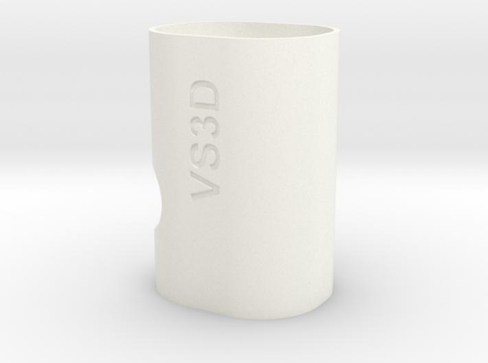 VS3D squonkzilla bottom shell 3d printed