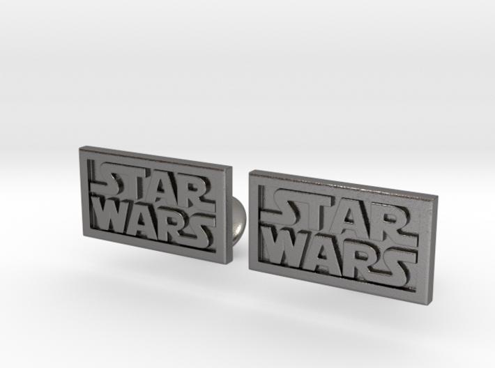 Starwars Cuffliinks 3d printed