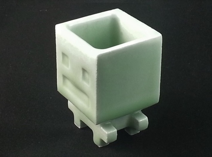 Turbo Buddy Shot Glass 3d printed