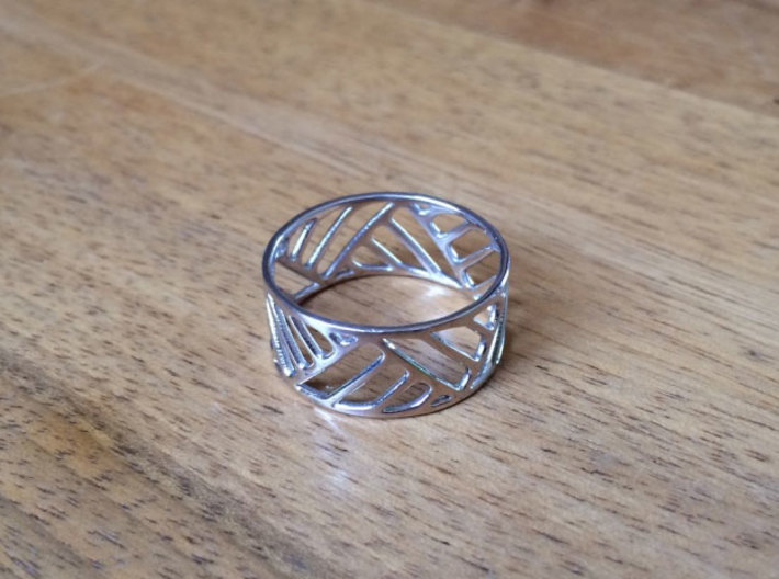 Ring Wire 2 3d printed