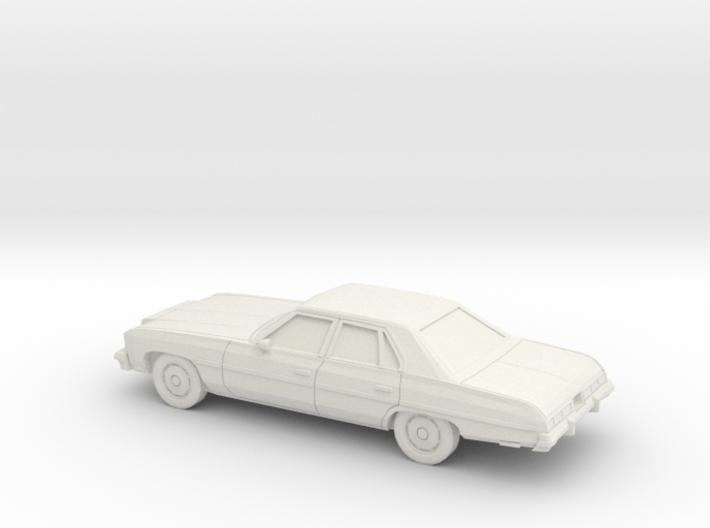 1/87 1976 Chevrolet Impala Sedan 3d printed