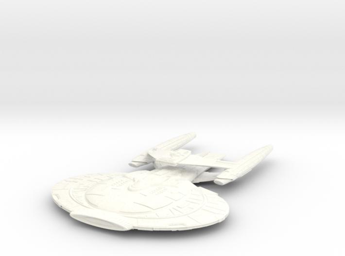 Wildwind Class BatteCruiser 3d printed
