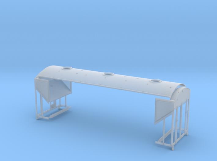 Trinity 3260 Cement car conv kit HO 3d printed