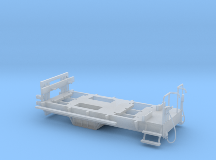 X 291 Chassis Prototyp 3d printed
