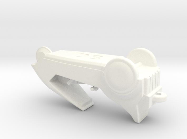 C5 Small Keyring 3d printed