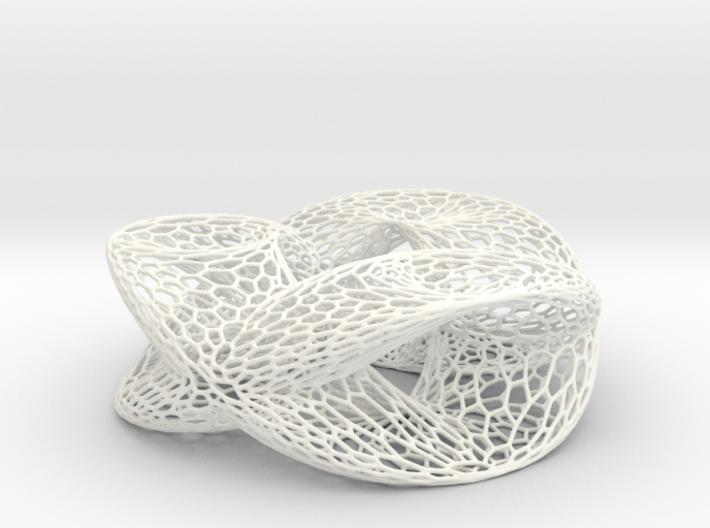 Honeycomb Double Trefoil 3d printed