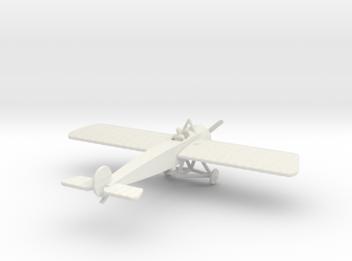 Fokker A.III 3d printed 1:144 Fokker A.III
