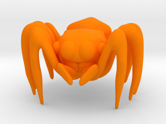 Jumping Spider 3d printed