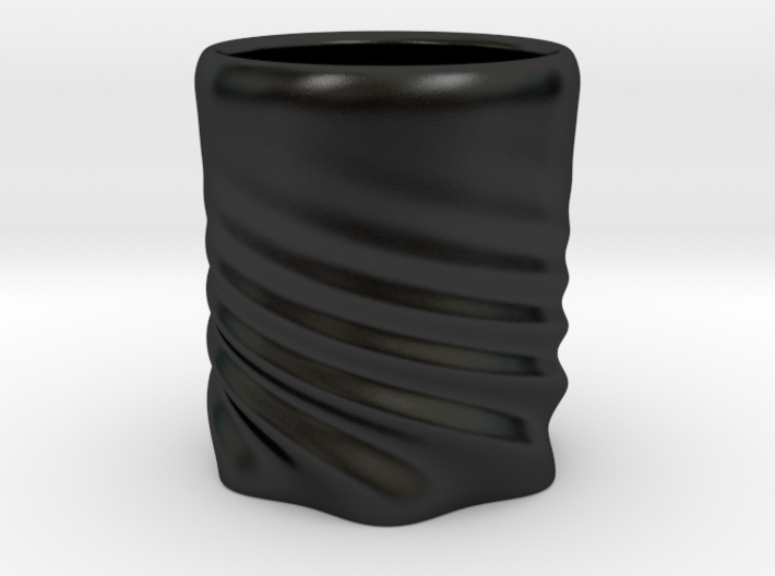 Fabric Cup 3d printed