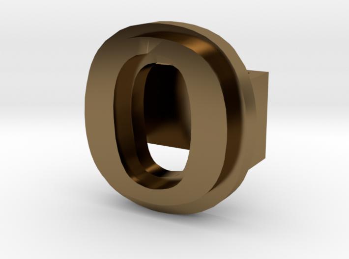 BandBit O for Fitbit Flex 3d printed