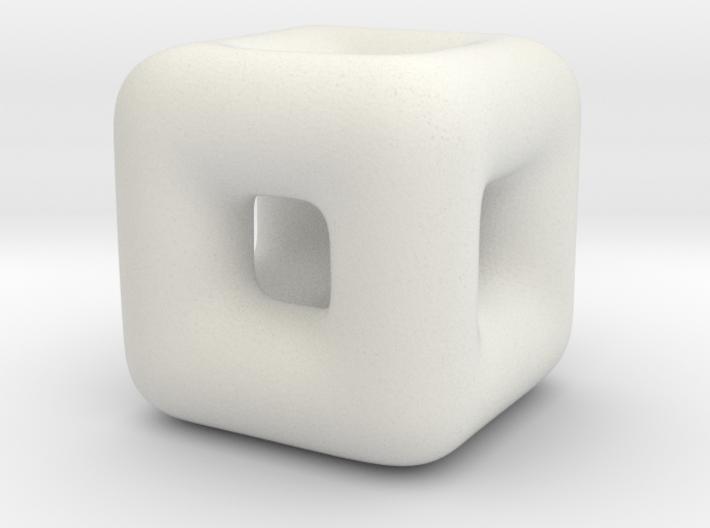 DRAW geo - cube 3d printed