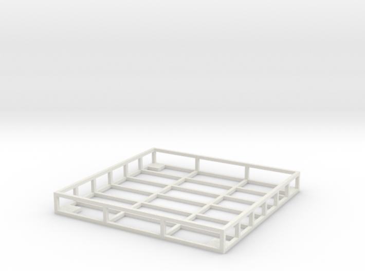 Vaterra Rack 3d printed