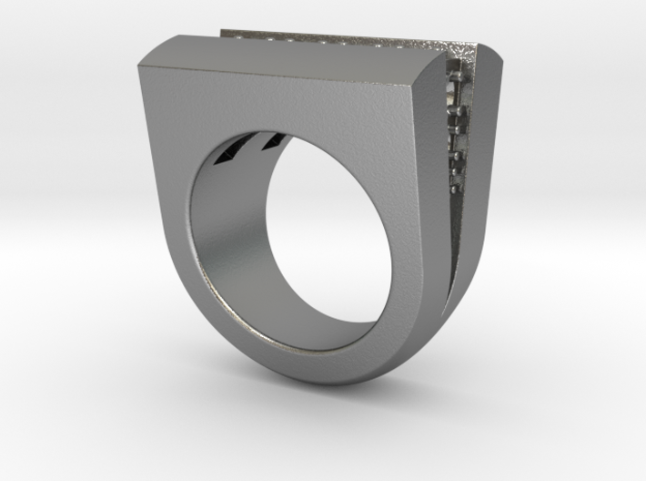 Victory Ring - Size -12 (21.49 mm) 3d printed