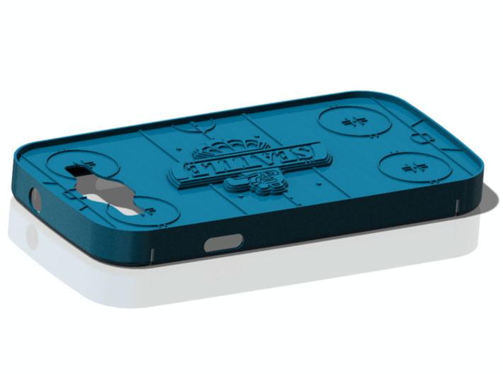 Galaxy S3 Tbirds Hockey 3d printed