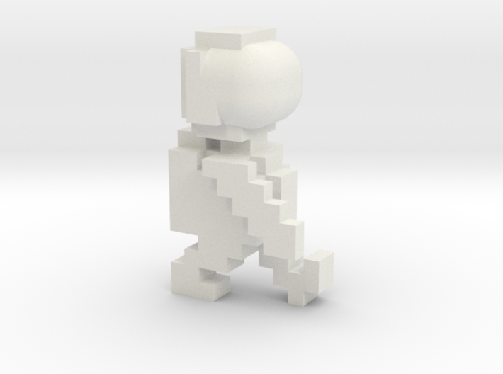 JSW2 Willy-2L (Large, 4cm) 3d printed
