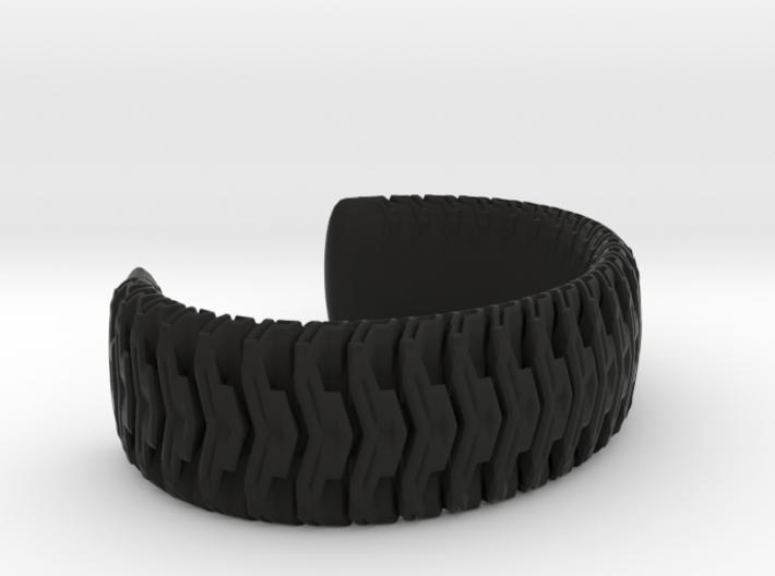 Combine Cuff Medium 3d printed