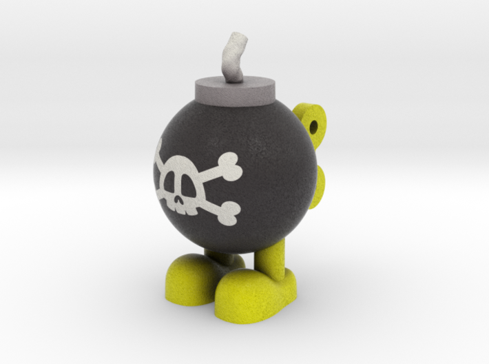 Jolly Bomber 3d printed