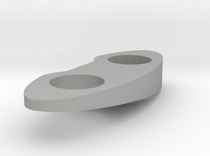 Top Piece - Right - Solid 7.5 Deg 3d printed