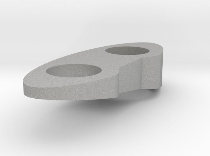 Top Piece - Left - Solid 10 Deg 3d printed