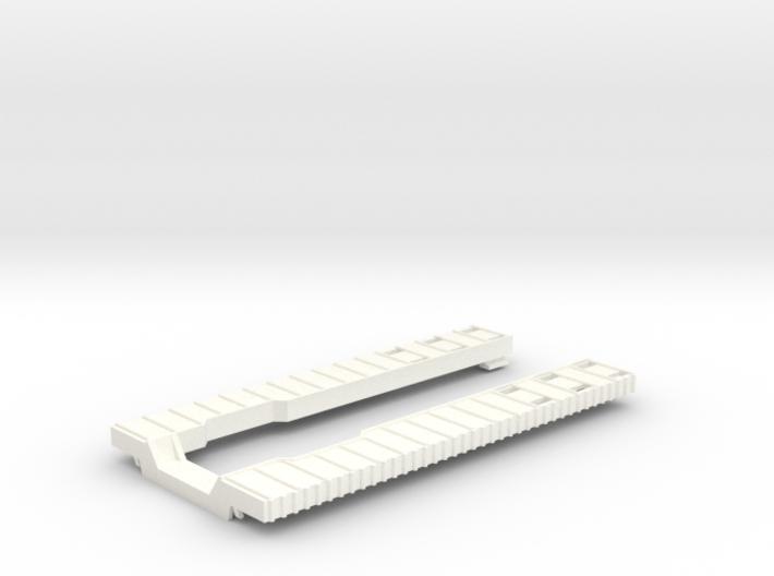 M.A.S.K Ramp-Up top ramp (4 of 15) 3d printed