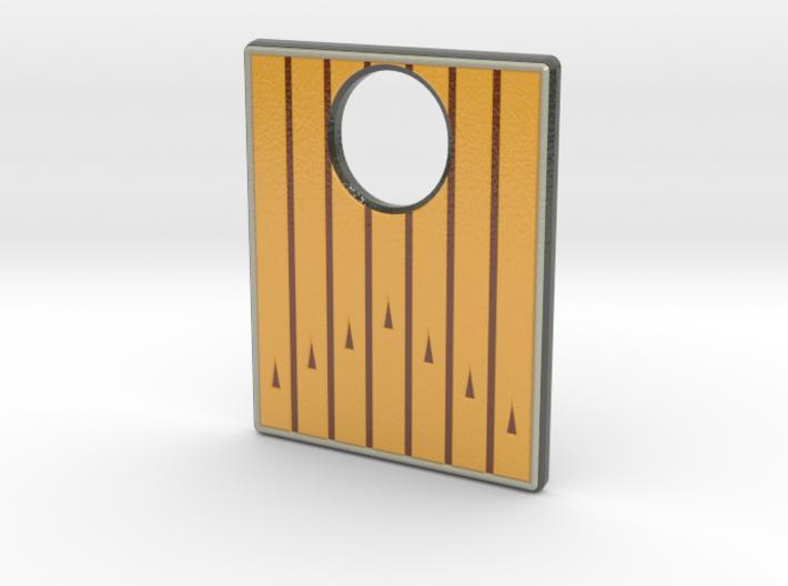 Pinball Plunger Plate - Ten Pin Bowling (TBL) 3d printed