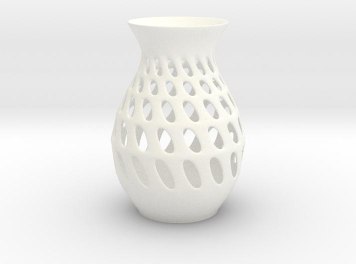 Organic Vase 3d printed