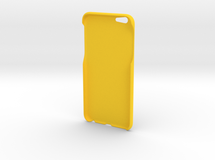 iPhone 6s Plus Case - Basic 3d printed