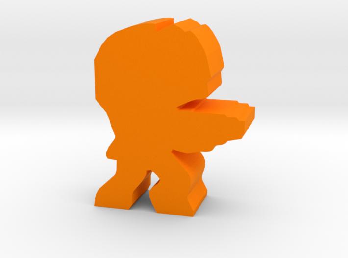 Game Piece, Space Grunt Trooper 3d printed