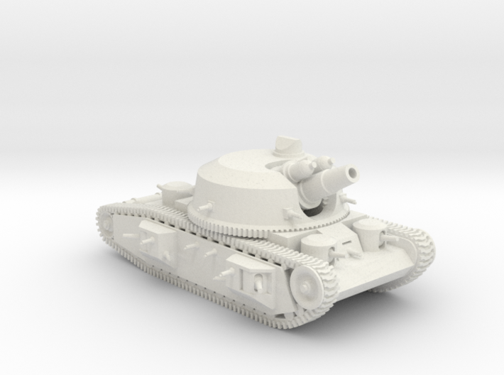 Land-Dreadnought (6mm) 3d printed