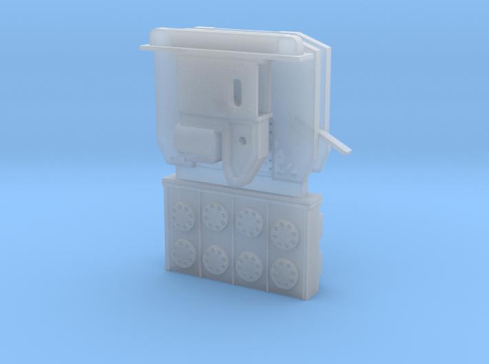 VS8 Print File 3d printed