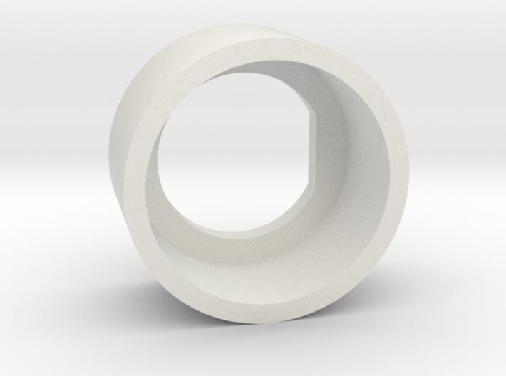 Push Button Shroud A1.5 3d printed