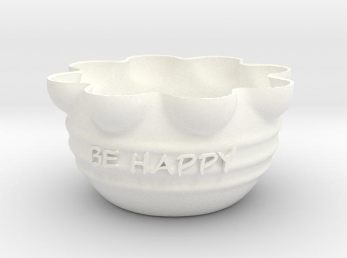 Flower pot 3d printed