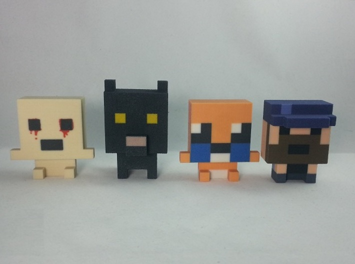 Binding Of Buddy 3d printed Every Buddy needs some Buddies