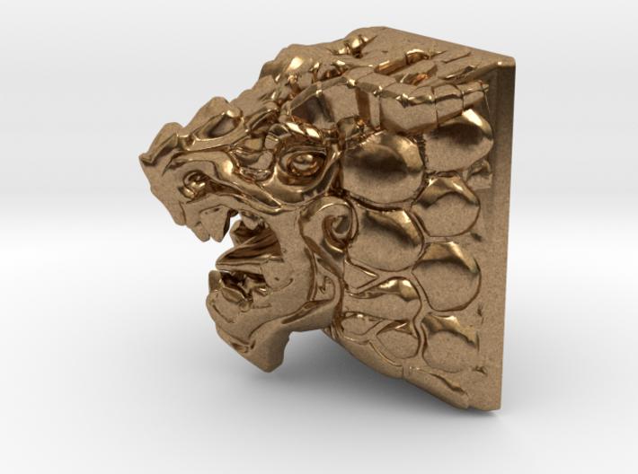 Dragon Keycap (Cherry MX DSA) 3d printed