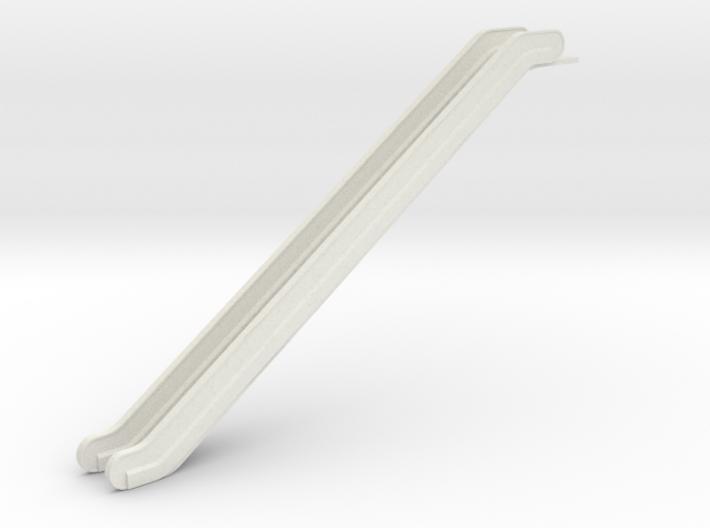 N Scale Escalator 54mm 3d printed